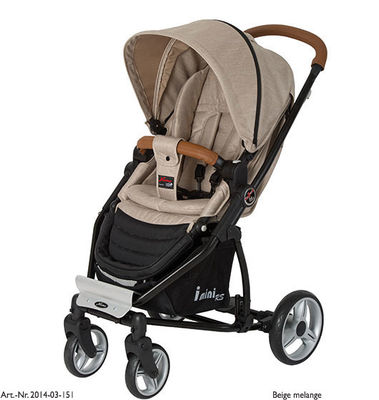 Hartan Xtra-Line-- İ mini RS Bebek Arabası