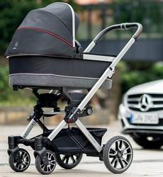 Mercedes Benz Avantgarde By Hartan Travel Sistem Bebek Arabası - Thumbnail