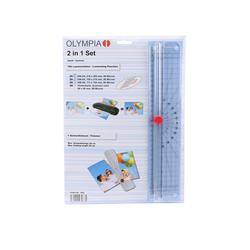 Olympia - Olympia L3083 2in1 Set + PVC + Giyotin Makinesi