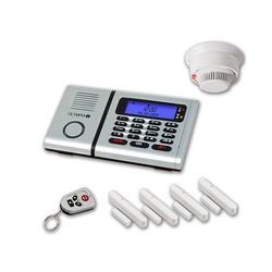 Olympia - Olympia P6060 Kablosuz Alarm Sistemleri Komple Set