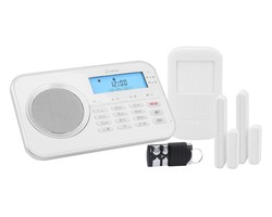Olympia - Olympia P9868 Kablosuz Alarm Sistemleri Komple Set