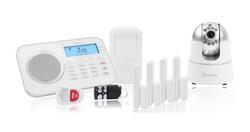 Olympia - Olympia P9881 Kablosuz Alarm Sistemleri Komple Set