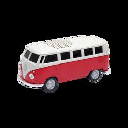 GENİE - Volkswagen Bluetooth Hoparlör ( Kırmızıi )