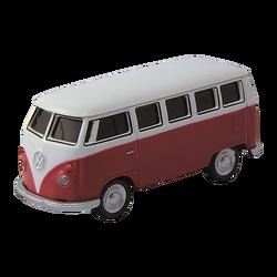 TRİBE - Volkswagen Bus T1 16 GB USB Bellek ( Kırmızı )