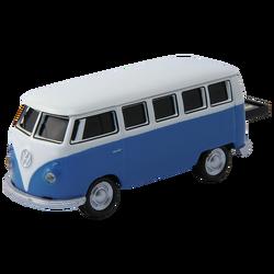 TRİBE - Volkswagen Bus T1 16 GB USB Bellek ( Mavi )